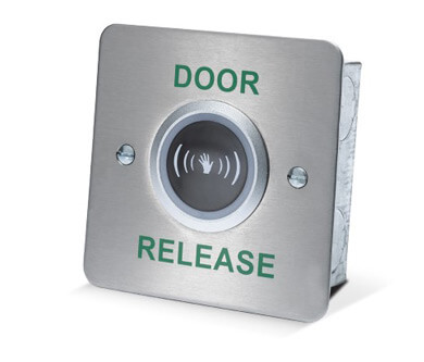 Door release button 1  - Covid 19 Safety