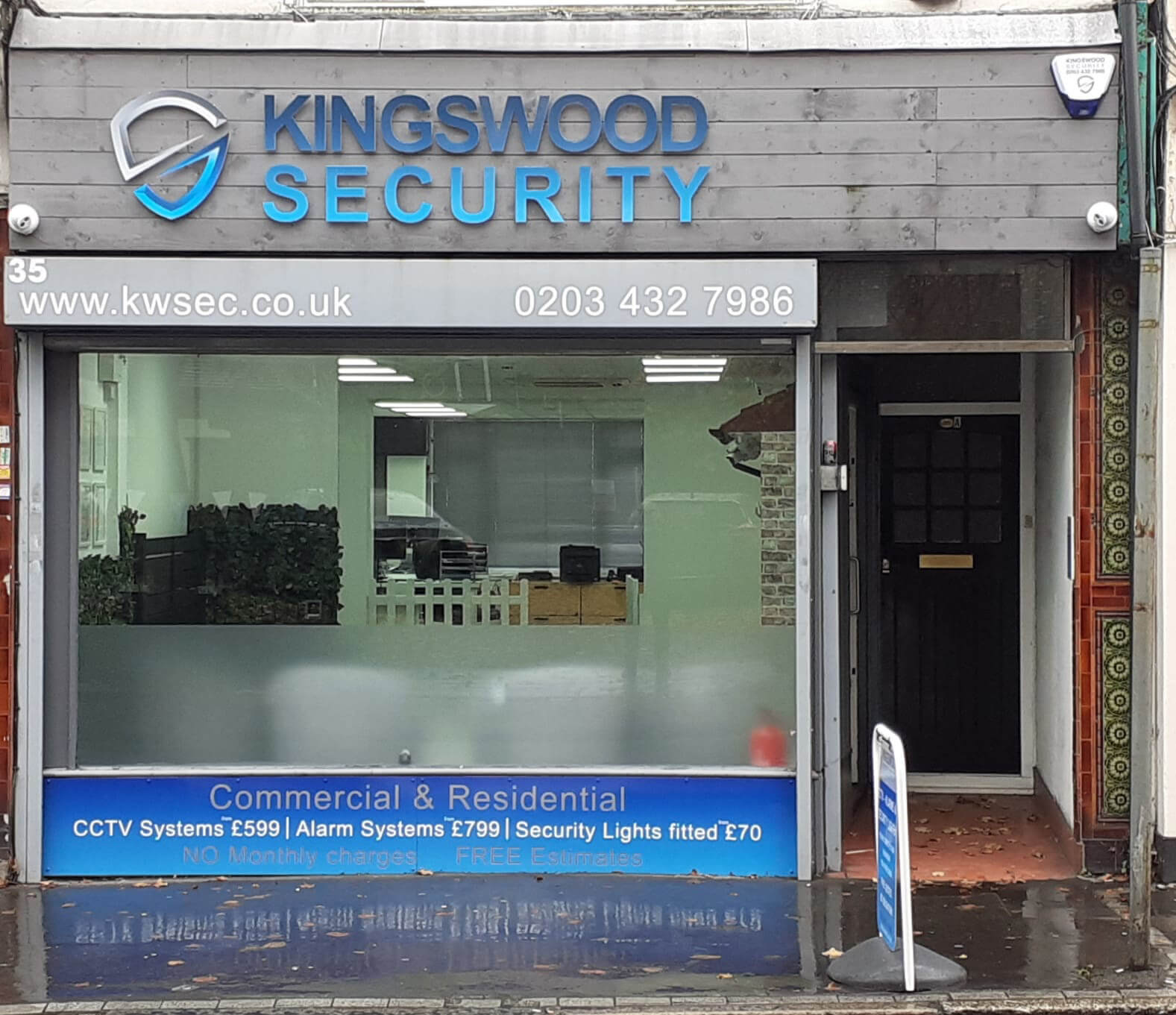 Kingswood Security in Coulsdon