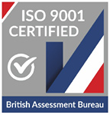 logos iso 9001 - Close Protection
